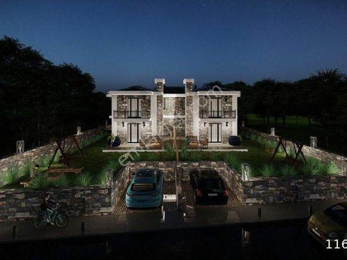 Datça iskele Mahallesi'nde 2+1 villa