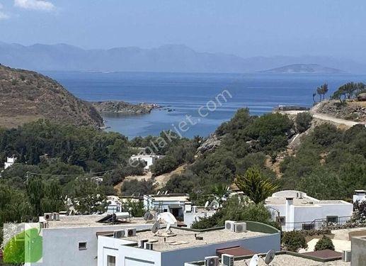 Gümüşlük'te Denize Yakın 400 m2 Arsa İçinde Müstakil Villa