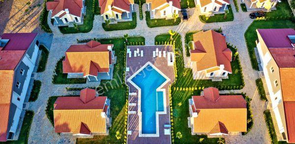 Didim Mavişehir Sagtur bölgesinde satılık 3+1 bunglov villa