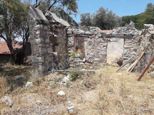 My Gayrimenkul'den Söğüt Köyün'de Doğa İçin'de Şirin Bir Taş Ev