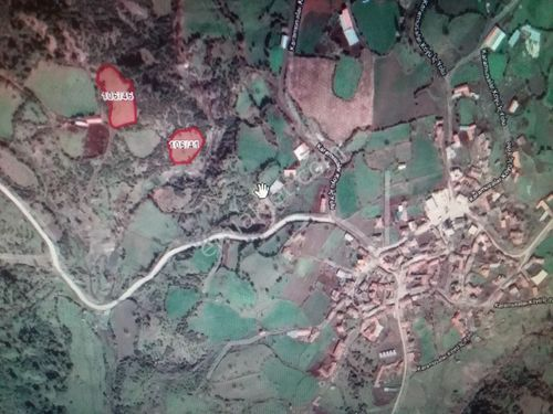 Lapseki Karamusalar köyünde 2844m2 satılık tarla. 110.000TL
