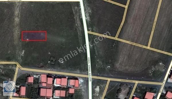 ŞEYHSİNAN MAHALLESİNDE 630 m2 SATILIK ARSA