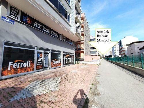 BULUT EMLAK'TAN Atakentte Satılık Kiracılı Dükkan