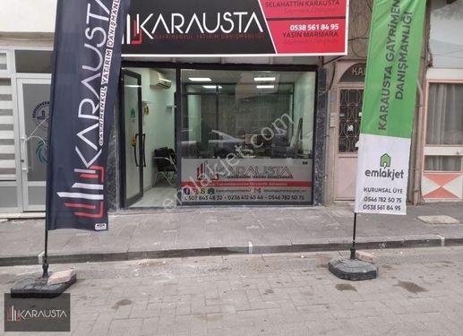 KARAUSTA'DAN EFENDİ MAHALLESİNDE 2+1 SIFIR SATILIK DAİRELER
