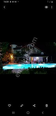 KÖRFEZDEN bursada 14 dönüm içinde havuzlu ÇİFTLİK evi
