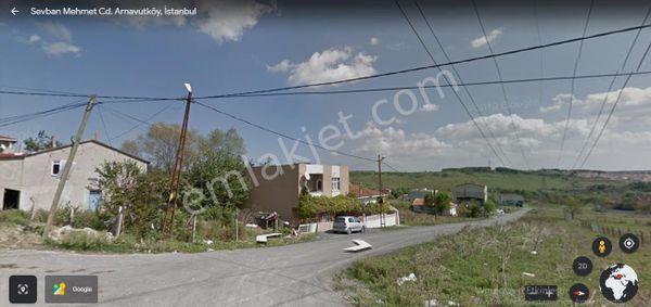 Arnavutköy İmrahor,da Satılık Arsa , 240 m2 Çaplı Hisseli