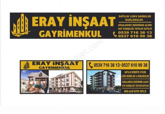 SATILIK ARSA 310 M2 ERAY İNŞAAT &EMLAK