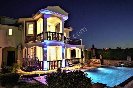 İstanbul Emlaktan Çalışta Modern Yapım 4+1 Müstakil Lüks Villa