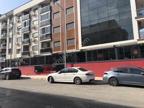 Gaziemir'de 12.500 TL Kira Getirili 600 M2 Satılık Dükkan