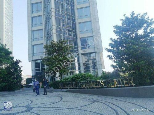 Bomonti Business Center Özel Dekorasyonlu Satılık Ofis Katı