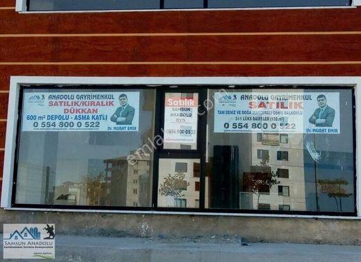 Anadolu'dan Atakum'da Kurumsala Kiralık Dükkan