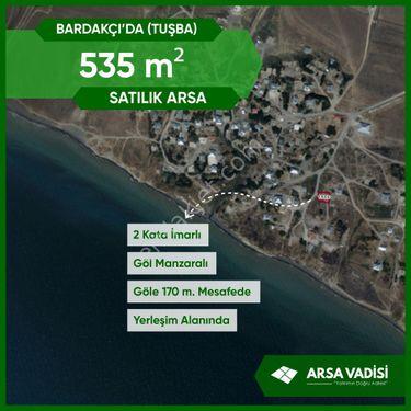 Arsa Vadisi'nden BARDAKÇI'DA  535 m2 Göl Manzaralı İmarlı  Arsa