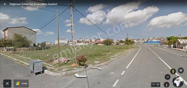 Arnavutköy Taşolukta Satılık Arsa , 625 M2 Caddeye Cephe