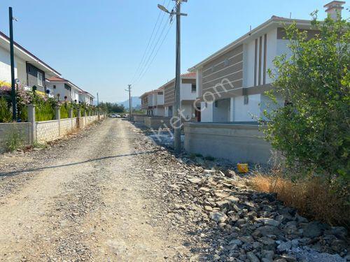 Dalaman Karaçalı'da Satılık 520 m2 Konut İmarlı Arsa