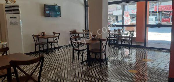 MANİSA/AKHİSAR HÜRRİYET MAH.DE DEVREN KİRALIK DÜKKAN CAFE