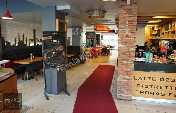 LÜLEBURGAZ'DA MERKEZİ KONUMDA DEVREN KİRALIK CAFE-RESTAURANT