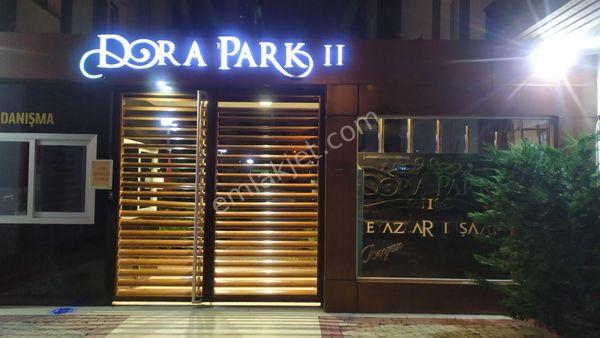 Sahibinden  Dora Park 2 Sitesi Bahçe Katı 2+1 Daire Merkezi Konumda