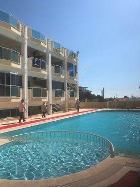 havuzlu site içinde 3 oda 1 salon dubleks daires