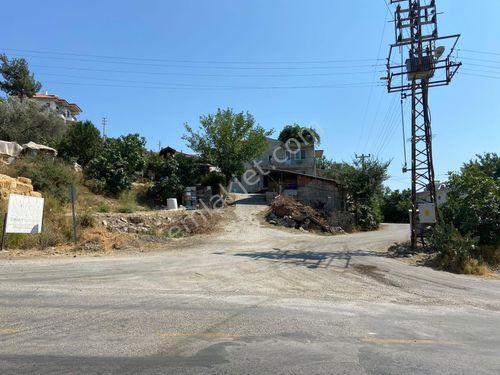 Dalaman Şerefler Mahallesinde 431 m2 Köşe Parsel