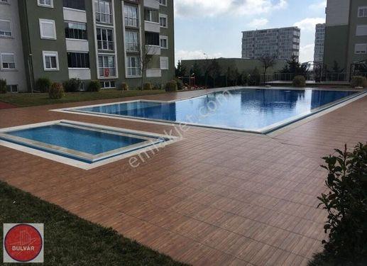 Bahçeşehir Ispartakule Apricot Garden 2+1 Nezih Aile Sitesi
