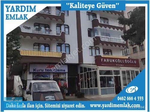 YARDIM EMLAK'TAN 2 NOLU BEŞİRLİ'DE SATILIK DAİRE