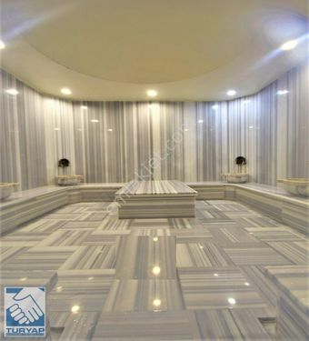 TURYAP tan Bahçeşehir Ispartakule 1STANBUL Evleri Yatırımlık 1+1