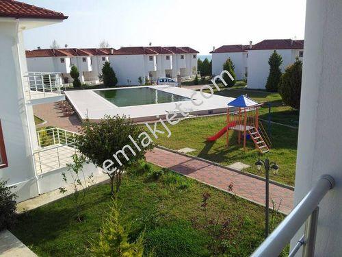 Milas Ören'de Satılık sıfır yüzme havuzlu villa