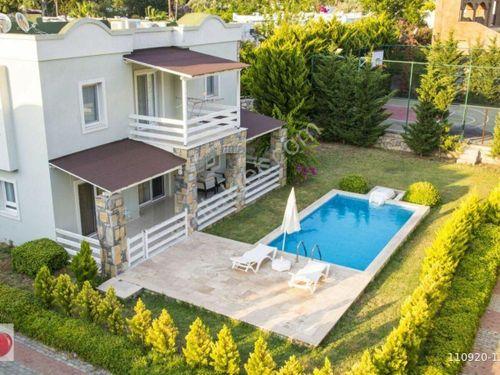 Bodrum Torba da Denize Yakın  Müstakil Havuzlu 4+1 Villa