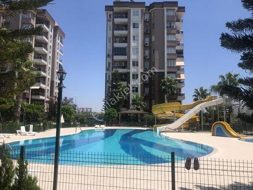 Antalya Konyaaltı Uncali havuz güvenlik doğalgaz3+1 satılık