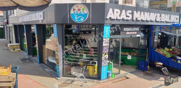 Sahibinden  ÇOK ACİL.. Devren Satılık Köşe Başı Manav Dükkanı