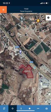 Sahibinden  Kapadokya'da ,otel,depo,fabrika yapımına uygun 16552 m2 arsa