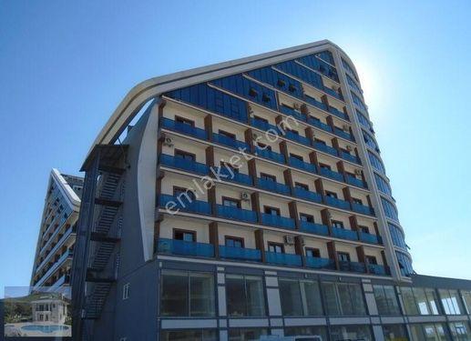KONAK'TAN COLESİUM TOWER'DE EŞYALI 2+0 DAİRE