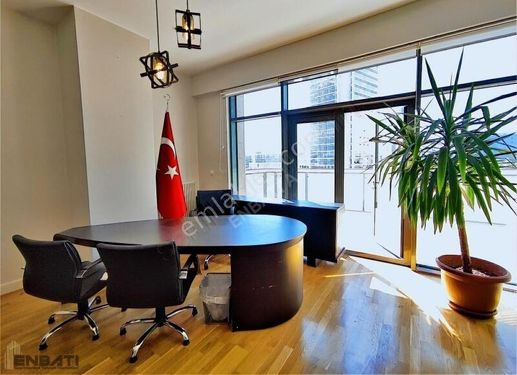 Mahall Ankara'da Kiralık 1+1 Büyük Teraslı Ofis