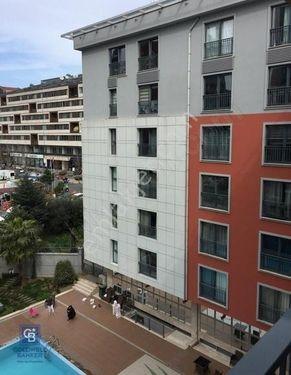 Bomonti Öğer Residencede 1+1 dubleks kiralık daire.