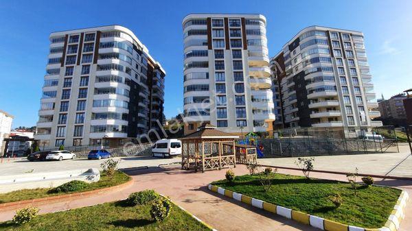 Trabzon Soğuksu Mahallesi Kapalı Otoparklı Sitede Sıfır 3+1