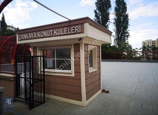 CANKAYA KONUT KULELERİ EXCLUSIVE RESIDENCE WITH FURNISHED