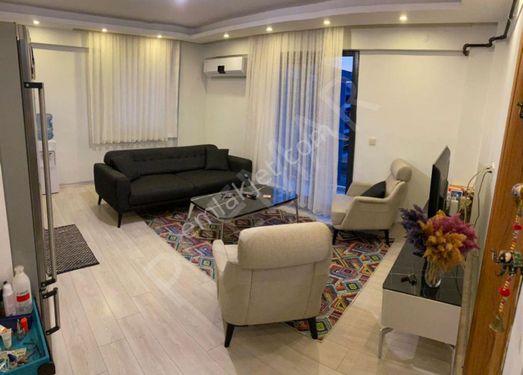 Mimar Sinan Mahallesinde 2+1 havuzlu site içerisinde daire