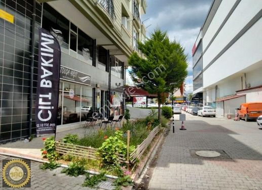 turkiste AVMnin arkasında köşe başı kiracılı dükkan Alfa'dan