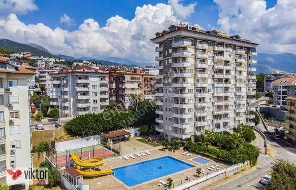 Alanya'da Satılık 1+1 Residence Daire