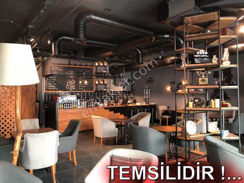 Demetevler'in En İşlek Caddesinde Yüksek Cirolu Devren Cafe