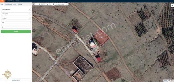 Önsen'de-Toki Civarı-İmara Açılmış-Tek Tapu-824 M2 Satılık Arsa