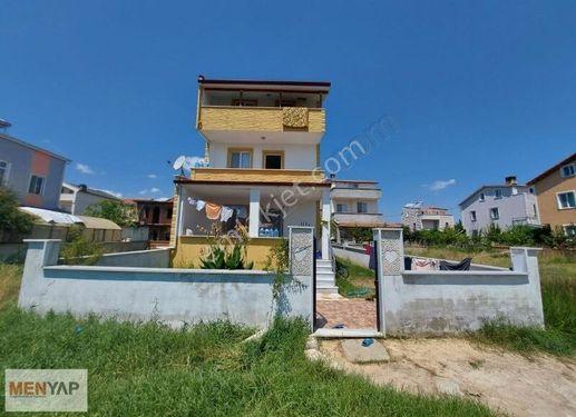 Menyap'tan Denize 500 mt. Mesafede 4+1 Yazlık Villa