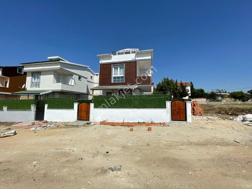 Gökhan İnşaattan SATILIK 4+1 Müstakil Girişli Villa