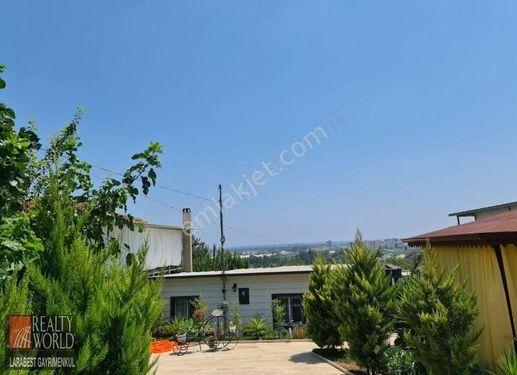 Ermenek'te Satılık Müstakil Ev