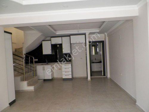 Muğla Dalaman Karaçalı da 160 m2 çatı dubleks daire satılık