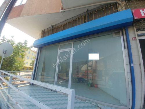 Mertcan dan Cumhuriyet Mah Merkezi Konumda 25 m2 Kiralık Dükkan