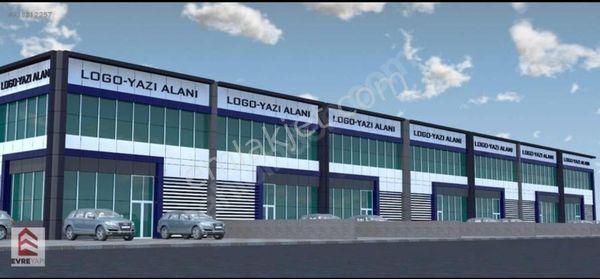 EVRE YAPIDAN ASLIM CAD CEPHE 500 + 150 m² SATILIK FABRİKA !!!!!