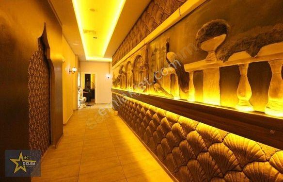 1+1 otel konseptinde lüks Eşyalı satılık daire ALANYA MAHMUTLAR