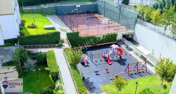 Elit Aile Sitesi Mia Park'ta Önü Açık Balkonlu 8. Kat 3+1 169m2