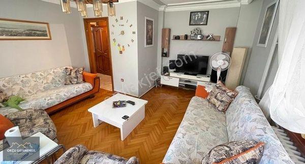 OKÇU GAYRİMENKUL'DEN 2+1 75 m² BAHÇE KATI DAİRE